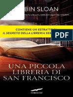 Robin Sloan - Una Piccola Libreria Di San Francisco