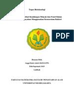 makalah bioremediasi