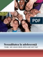 Sexualitatea La Adolescenta