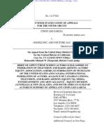 SAG-AFTRA Amicus Brief in Garcia v. Google