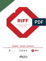 Brochure RIFF