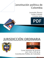 Jurisdiccion Ordinaria