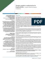2009 Vaernet - Terapia Cognitivo-Conductual de La Esquizofrenia