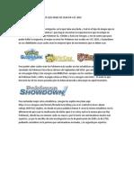 Los Tipos de Movimientos Que Debes de Usar en VGC 2014