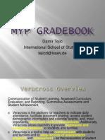 Veracross Grading MYP - Teacher Handout