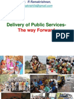 Delivery of Public Services-the way Forward.ppt