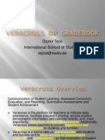 Veracross Grading DP - Teacher Handout