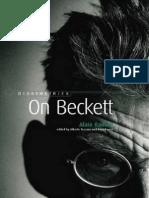 Badiou - On Beckett.pdf