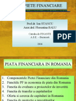 Piete Financiare
