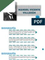 Manuel Villaran
