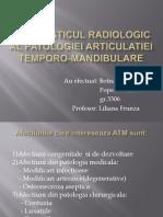 Radiologie ATM