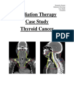 thyroid cancer-case study
