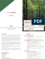 Jornada Prevencion Gestion Incendios Forestales