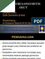 GLOMERULONEFRITIS AKUT PASCA STREPTOCOCUS/GNAPS .ppt