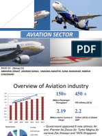 Airline Industry Marketing Mix