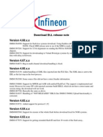 IFWD Download DLL ReleaseNote