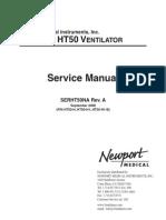 Service manual - HT 50