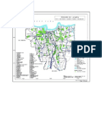 analisis peta kawasan banjir