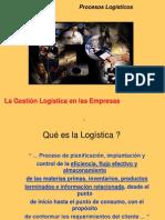 La Gestion logistica...ppt