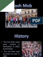 Speech - Flash Mob