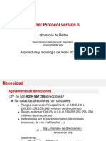 IPv6 - GETT