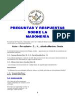 216 Preguntas y Respuestas Sobre Masonería