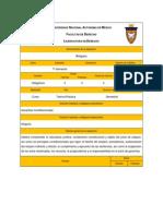 Carta Descriptiva de La Materia de Amparo-UNAM-nuevo Plan de Estudios