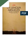 CANETTI, Elias - La Lengua Absuelta (1980).pdf
