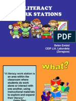 Literacy Workstations