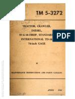 TM 5-3272 IH TD-14