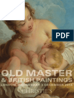 Old Master & British Paintings Day Sale