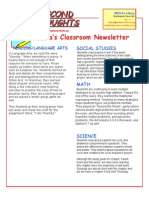 newsletter dec  5 2014