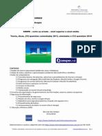 Informática de Concursos - CESPE - Certo Errado - teoria, 422 questões comentadas, simulados, dicas e estatísticas (pré-venda)