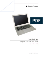 Apple Macbook Air Service Manual