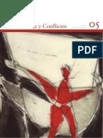 Revista de Paz y Conflictos 2012