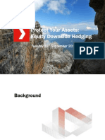 Protect Your Assets-Equity Downside Hedging- Redington Teach-In-15 Sep 2014
