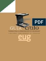 Guia de Estilo UGR