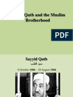 Sayyid Qutb and the Muslim Brotherhood