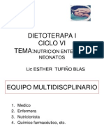 nutricion enteral Ninos