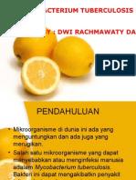 Bu Dwi - Mycobacterium tuberculosis.ppt