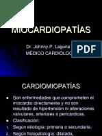 Miocardiopatías Exp