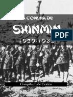 La Comuna de Shinmin - Libero Internacional, Shin Chaeho, Emilio Crisi y Alan MacSimoin