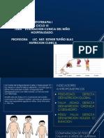 Evaluacion Clinica Del Niño Hospitalizado