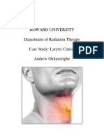 case study larynx cancer andrew