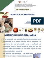 Nutricion intrahospitalaria