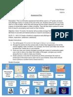 assessment plan 1