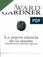 -V Gardner_Las Primeras Décadas de La Ciencia Cognitiva