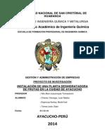 Gestion Info 6. Informe Final....