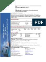 Agro Industrial Paramon Gas a A