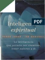 Zohar Danah Inteligencia Espiritual